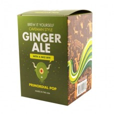 Brew It Yourself Caveman Style Ginger Ale